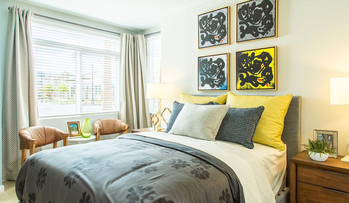 Plan A: Bedroom