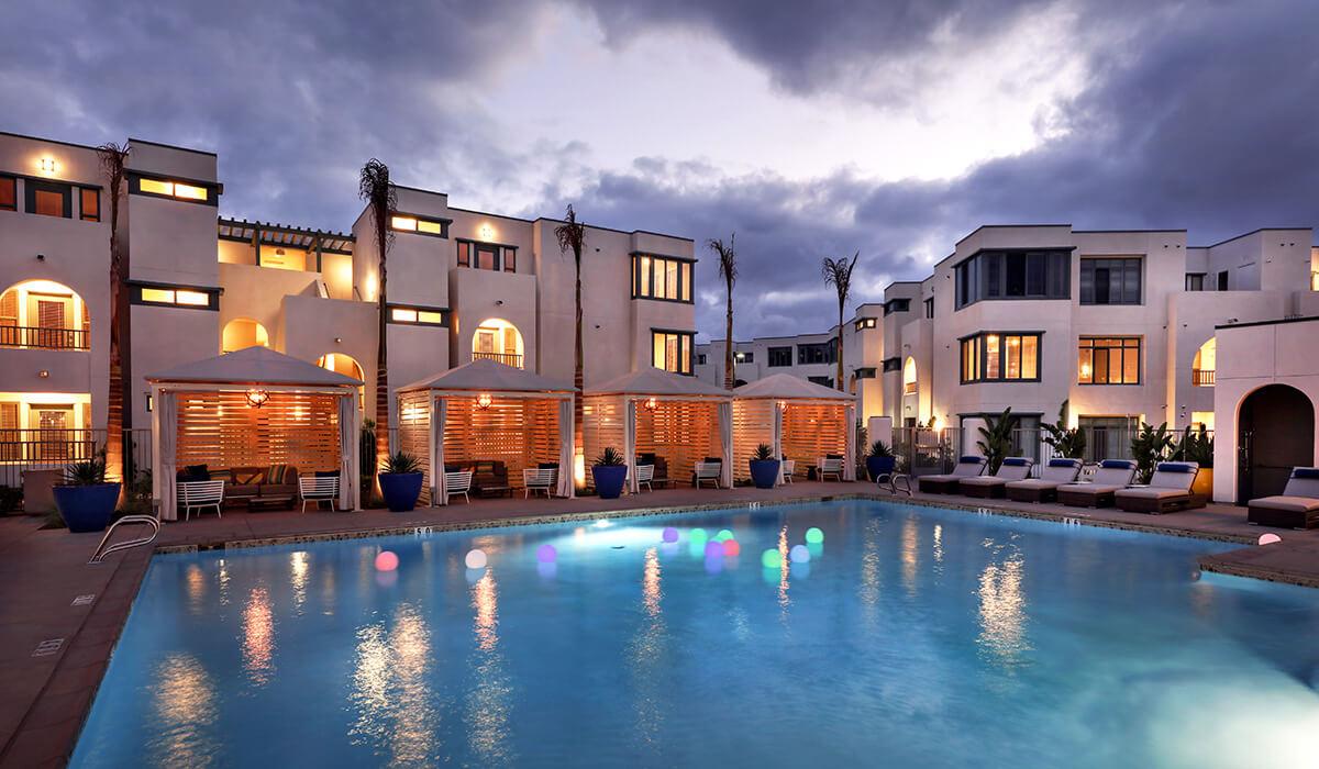 Resort-Style Saltwater Pool