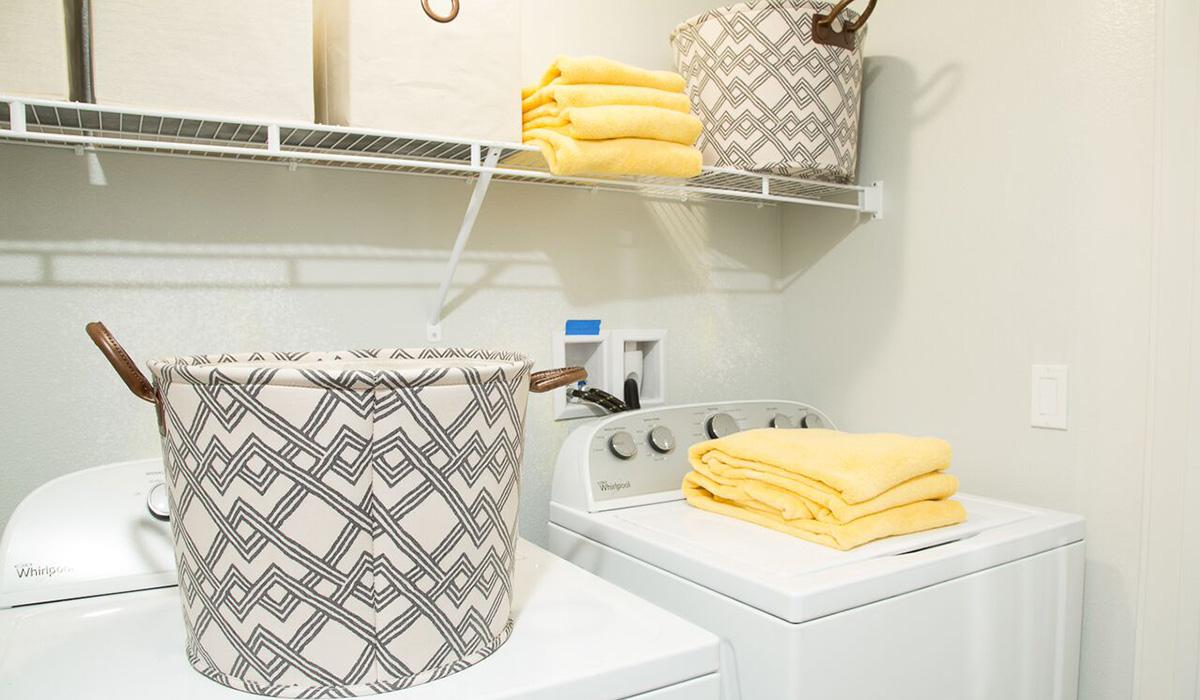 Plan B: Laundry